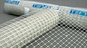 An image of Tenax straw and plaster mesh
