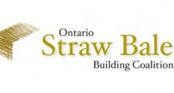 Ontario Straw Bale Builders Coalition Logo