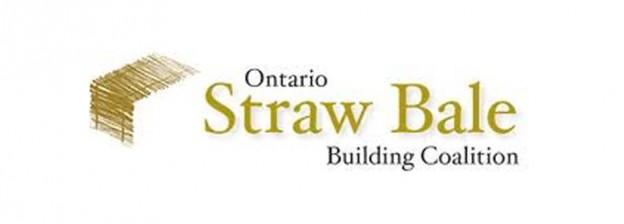 Ontario Straw Bale Builders Coalition Logo