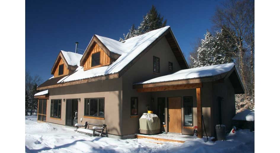 Off-The-Grid Home - Harvest Homes